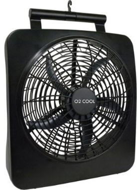 o2cool Model 1071 Battery operated Fan