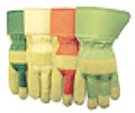 Womens Work Gloves (knuckle view)