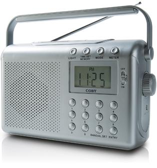 NOAA WEATHER ALERT RADIO by COBY