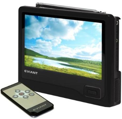 Eviant TM  Battery powered TV