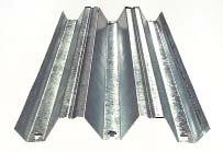 "2-1/4 "" .030/ 24-Gauge BERTHA™Galvanized Steel Panel"