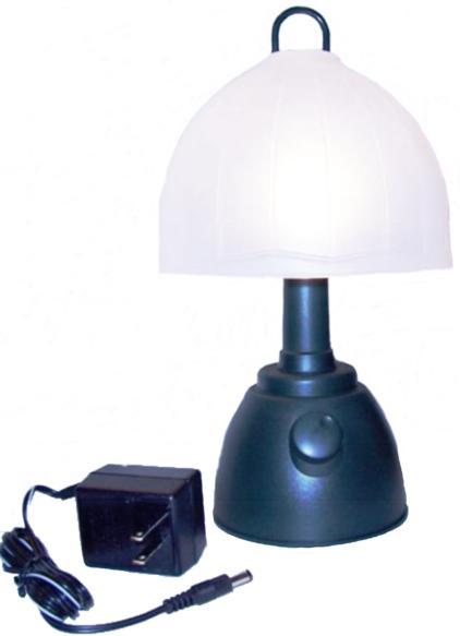 Fringe Lamp Shades Battery Operated Table Lamps