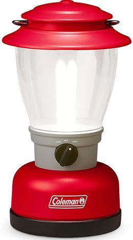 Coleman Classic Family Lantern For A Storm Emergency