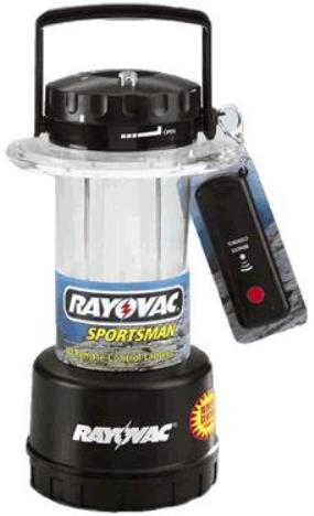 Remote Controlled Battery Operated Lantern