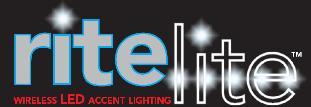 ritelite wireless LED accent llighting